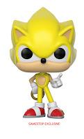 Pop! Games: Super Sonic GameStop