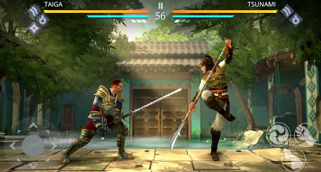 The Best Fighting Games On Android Mobile - SHADOWFIGHT 3