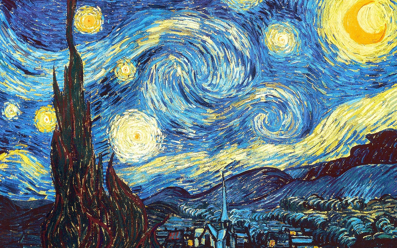 starry night essay in the footsteps of vincent van gogh i have had  the splintered mind how to make van gogh s starry night undulate how to make van