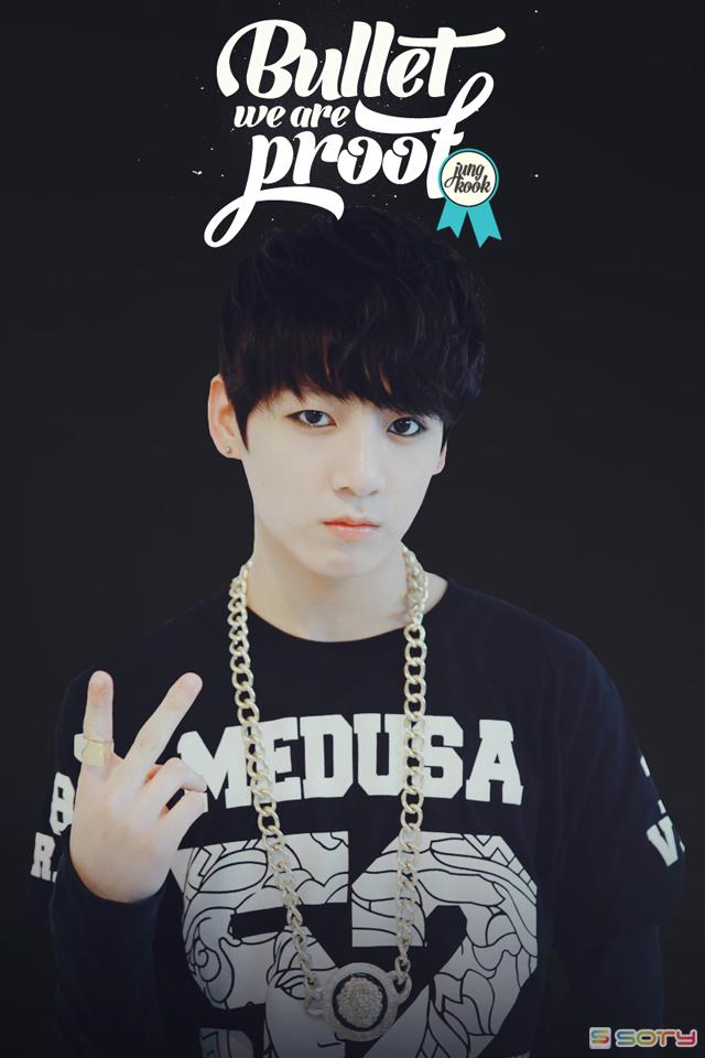 KP0P BOO: BTS |Jungkook Bulletproof