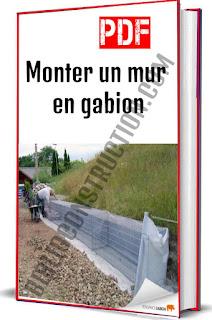 Monter un mur en gabion PDF