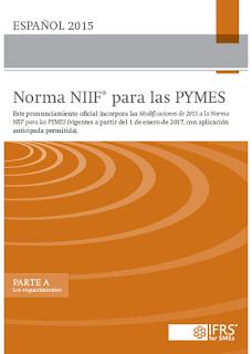 NIIF Para PYME 2015 en Español