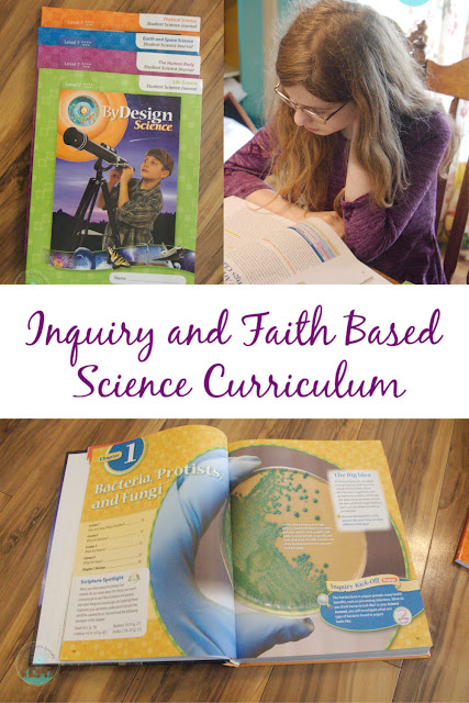 ByDesign Science a Faith and Inquiry Based Curriculum