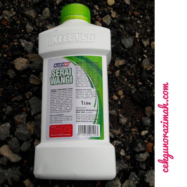 produk kleenso, kleenso tile & bathroom cleaner, kleenso serai wangi liquid wax floor cleaner, pesso eco ant bait, eco cockroach bait, produk halau semut, produk halau lipas
