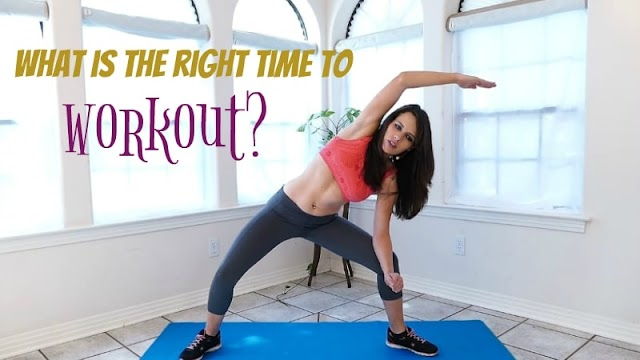 What is the best time of day to workout for weight loss?