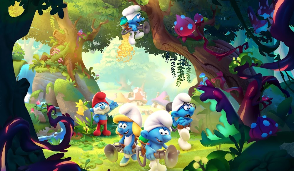Smurfs Mission Vileaf