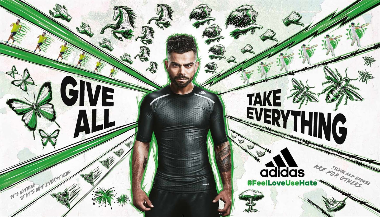 Principiante apretón Final  KitschMacu: Adidas