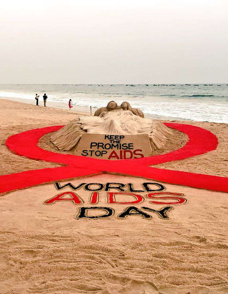 World AIDS Day Wishes Sweet Images