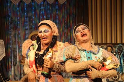 Espetáculo Sebastiana e Severina chega a Arcoverde no dia 12 de setembro