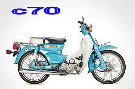 Gambar Honda c70