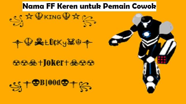 Nama FF Keren