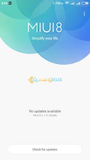 install custom kernel miui global redmi 1s