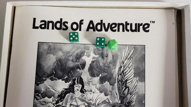 Tiny, tiny dice