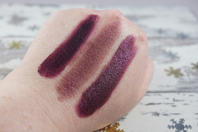 Estee Edit Metallishadow Cyberella Swatches