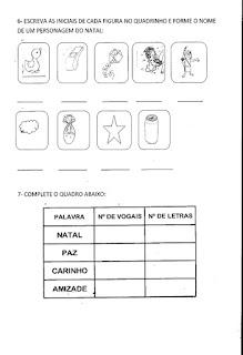 Avaliação português 4º bimestre