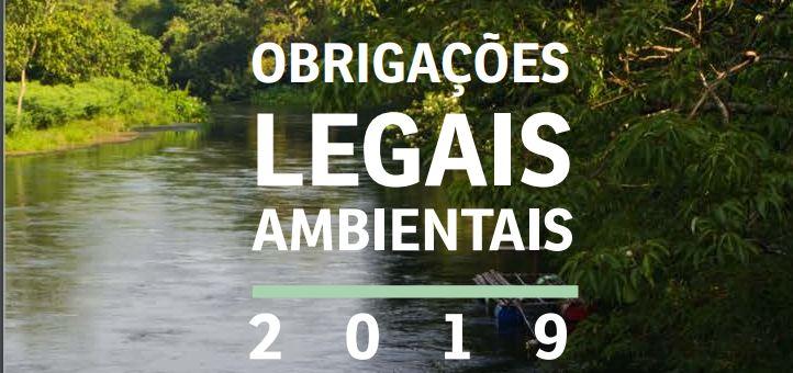Calendario Mostre Foi 2019.Aracno Ambiental Obrigacoes Ambientais Calendario 2019