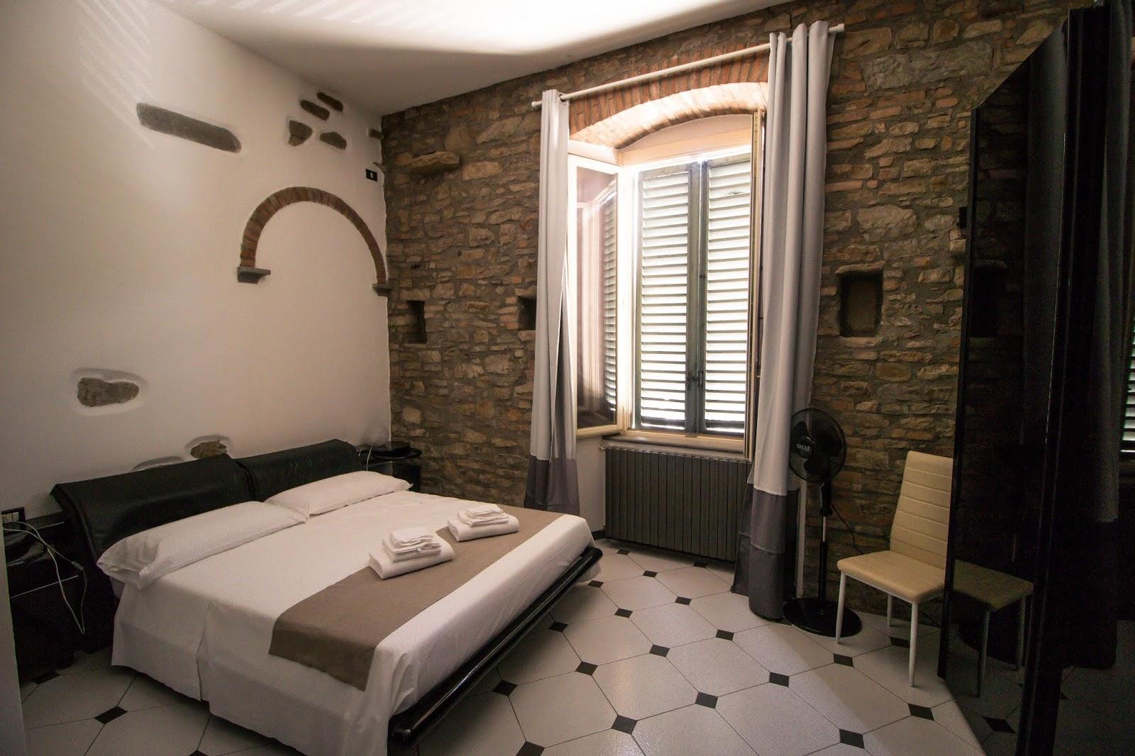 logement appartement Bergame Italie