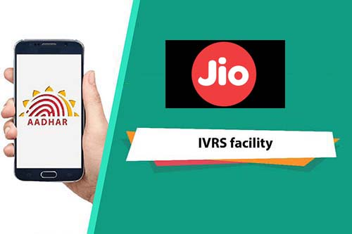 How to Re-Verify Jio Number with Aadhaar on IVR