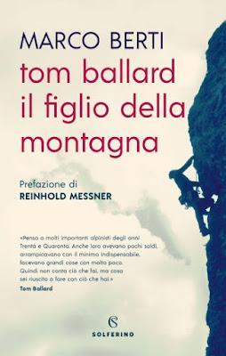 TOM BALLARD IL FIGLIO DELLA MONTAGNA Di Marco Berti