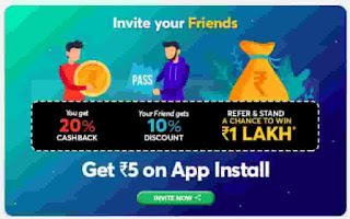 Testbook app refer and earn