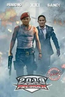 Presiden praja Prabowo