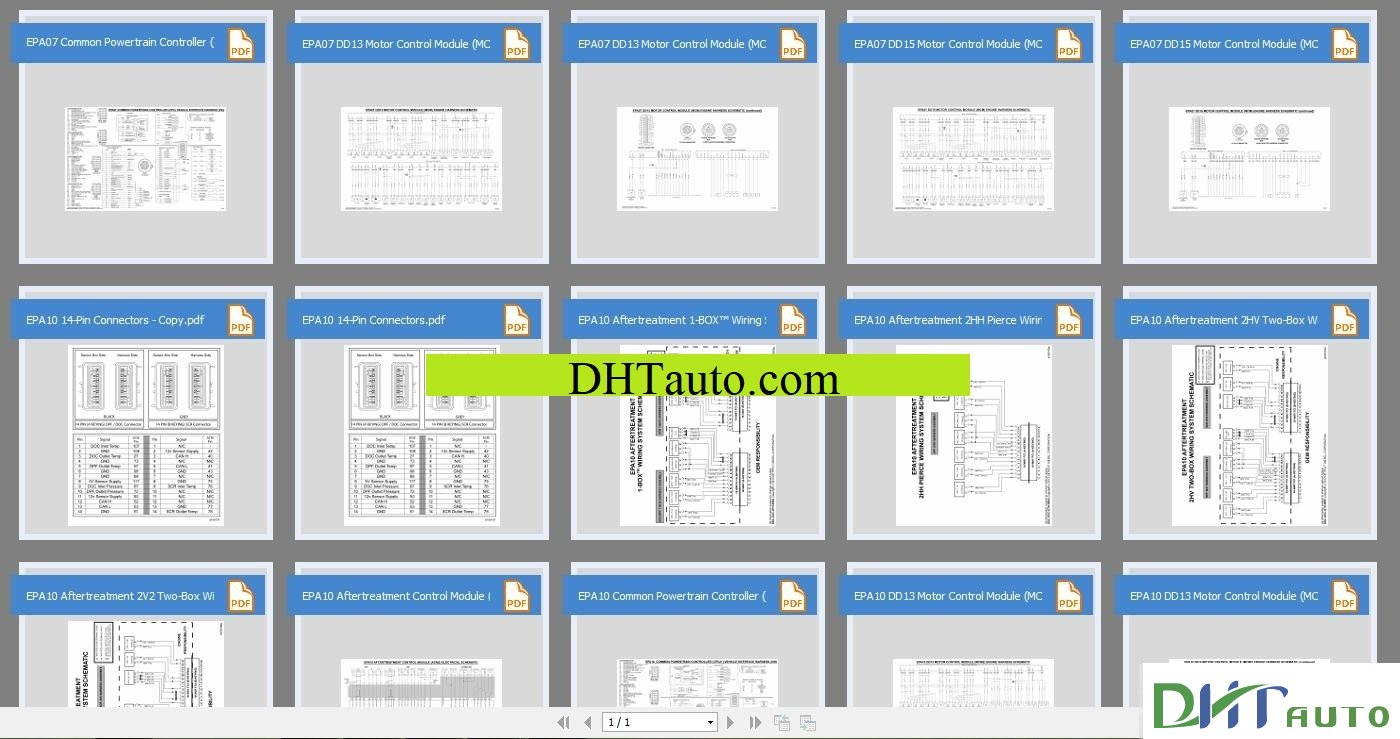 Detroit Wiring Diagrams Full Automotive Library Pierce Schematics Series 60 Ddec V Engine Harness And Vehicle Interface Non Road Equipment Page 2 Vertical Atd Oem Ddc Responsibility