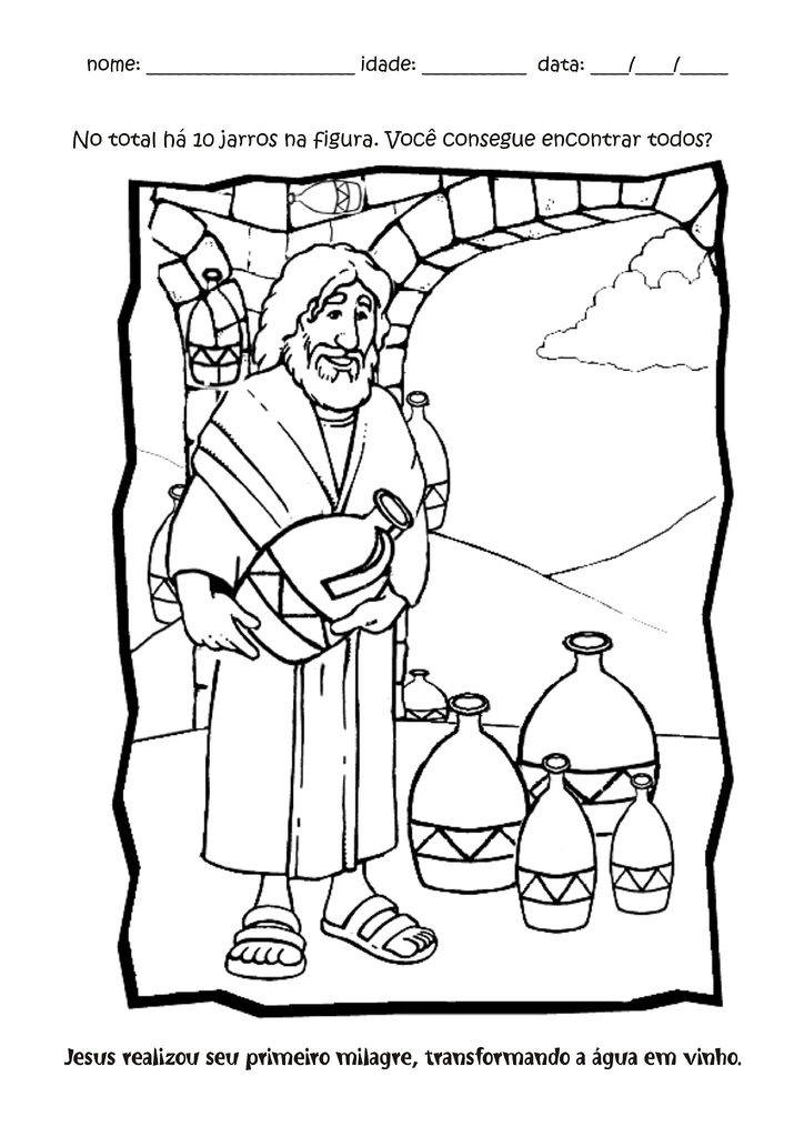 1 000 Desenhos Biblicos Para Colorir Pdf E Imagens Concursos