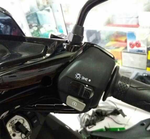 Cara Memasang Saklar AHO di Motor Yamaha Aerrox 155