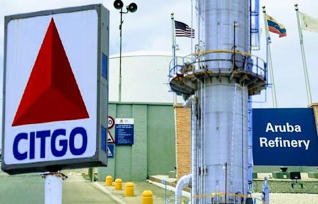 Disuelven entidades corporativas de la petrolera Citgo en Aruba