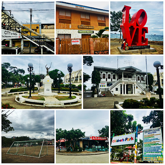 City of Naga Cebu - The Industrial City of the South