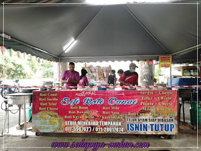 menu-menu roti canai