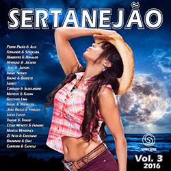 Baixar CD Sertanejão Vol 3 2016 Grátis
