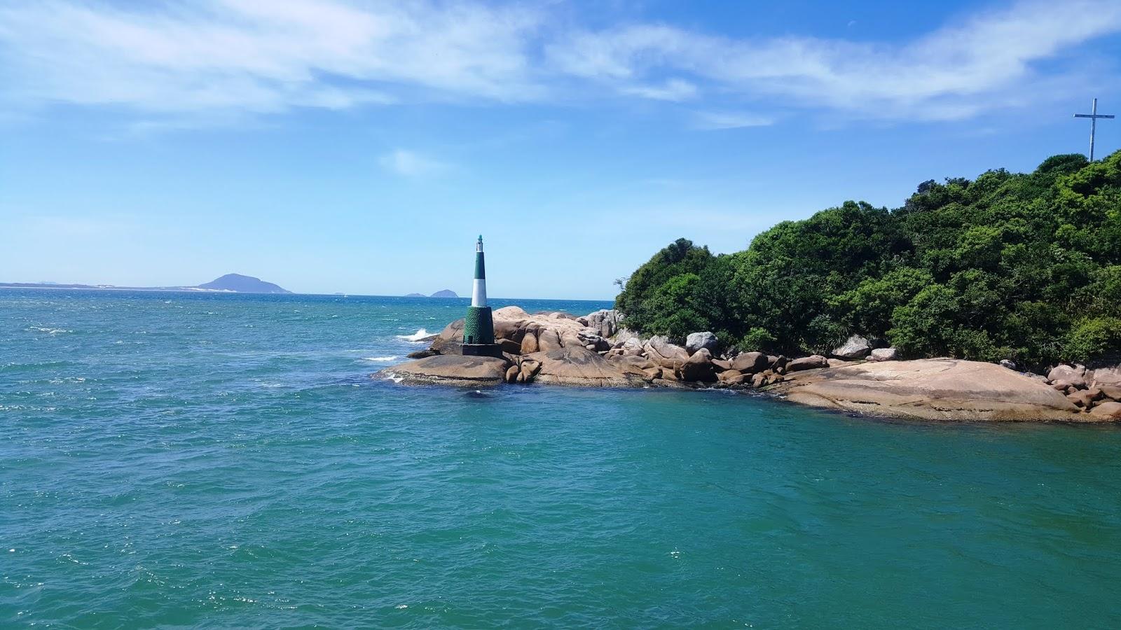 Praia de Barra da Lagoa, Florianópolis.