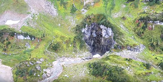 Caverna gigante nunca vista por humanos é encontrada e intriga cientistas - Img