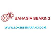 Lowongan Kerja Sales Marketing Area Semarang di Bahagia Bearing