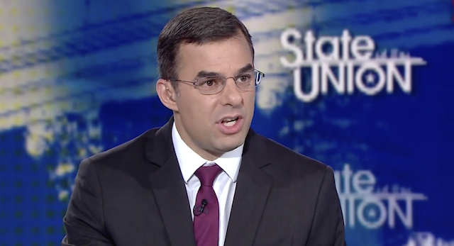 Amash: 'High-level' Republicans privately thanked me for supporting Trump impeachment