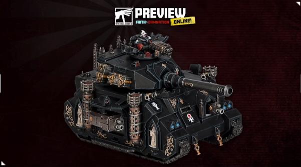 Predator Hermanas de batalla