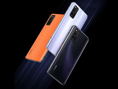 Vivo iQOO 3 5G phone specification Best 5G phones India in 2020