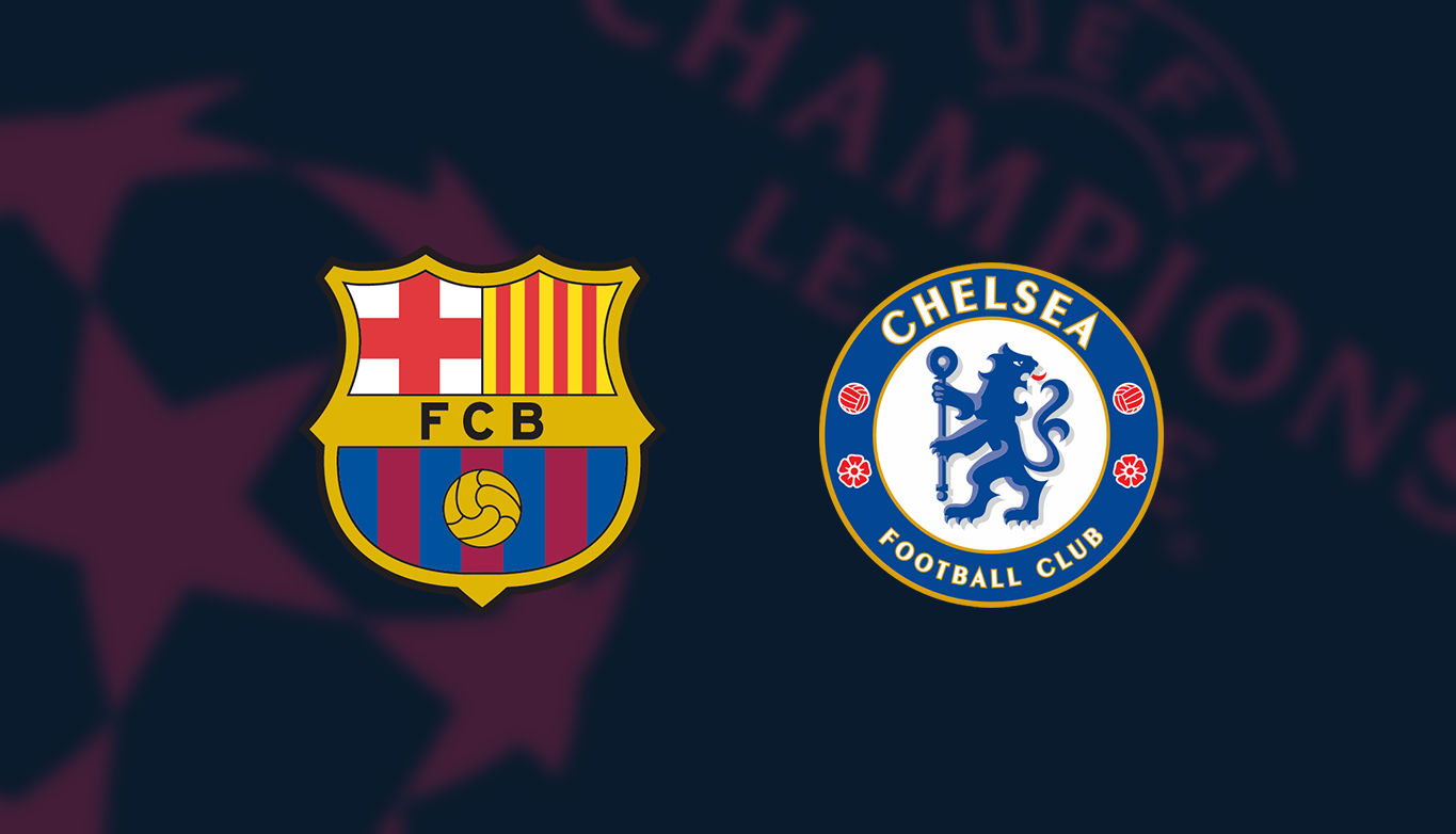 Chelsea Sera O Adversario Do Barcelona Nas Oitavas De Final Da Champions League