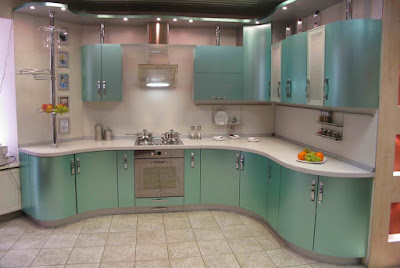 Latest modular kitchen ideas and cabinet designs for modern homes