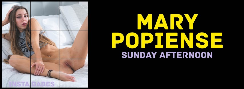 [Fitting-Room] Mary Popiense - Insta Babes - Sunday Afternoon