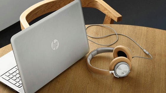 HP and Bang & Olufsen