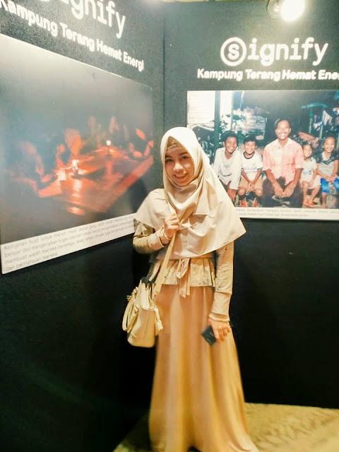 Signify Membawa Akses Pencahayaan untuk Mengubah Kehidupan, Siginify, Pencahayaan untuk Lombok