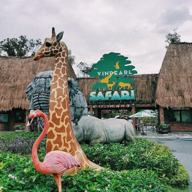 Tempat dan Aktiviti Menarik di Phu Quoc Vinpearl Safari