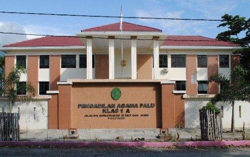 Alamat dan Nomor Telepon Pengadilan Agama Se-Provinsi Sulteng
