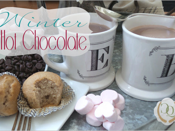 Winter Hot Chocolate...