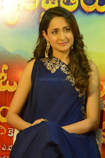 Pragya Jaiswal in beautiful Blue Gown Spicy Latest Pics February 2017 108.JPG