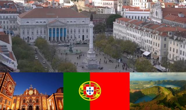 profil negara portugal