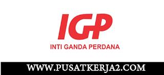 Lowongan Kerja Jakarta PT Inti Ganda Perdana SMA SMK D3 S1 Mei 2020