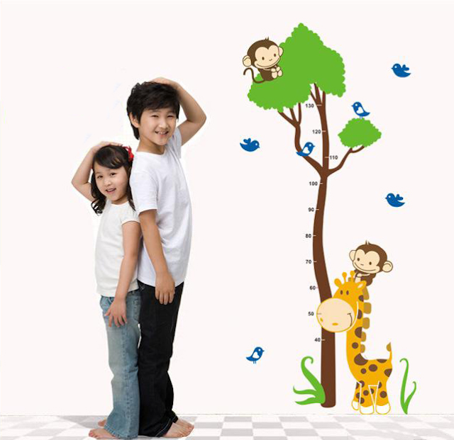 Mọi trẻ em đều cao